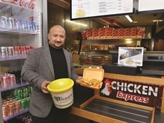 Chicken Express to dish out more hot meals to the homeless