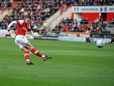 On-the-whistle report: Rotherham United 0 Rochdale 1