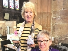 Angels a-plenty as Rotherham Minster group gets crafty