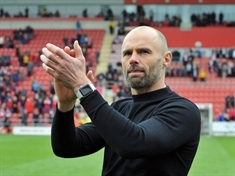 Paul Warne nominated for Sky Bet Manager of the Month Award
