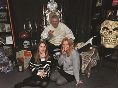 Settle in for a Christmas chiller tonight at Wickersley Library ghost story evening