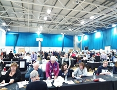Coverage from Rotherham general election count