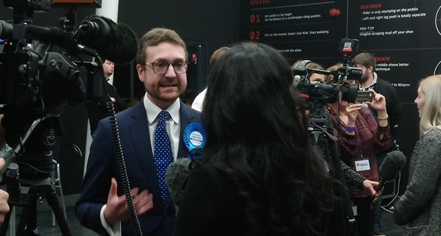 General election results: First ever Tory MP for Rother Valley