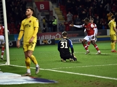 Injuries, illness and how the man with the dodgy stomach helped the Millers recover from that first half ... the story of Rotherham United 2 Fleetwood Town 2