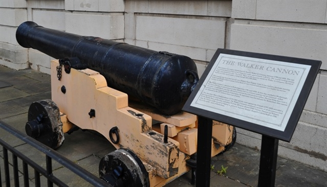 Can you help bid to bring third Walker Cannon back to Rotherham?
