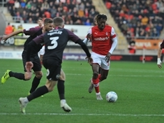 On-the-whistle report: Rotherham United 4 Peterborough United 0