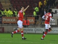 The goals, the joy, the  performance, Richard Wood and that tackle ... the story of Rotherham United 4 Peterborough United 0