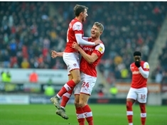 Paul Warne reacts to Rotherham United climbing to second in League One and going through the festive period unbeaten