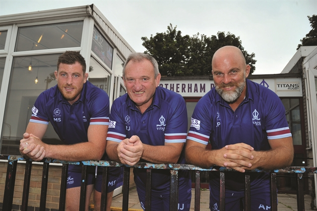 Rotherham Titans in no rush to replace Anthony Posa