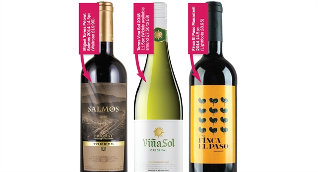 FOOD & DRINK: The wines of Spain