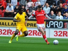 Paul Warne on the chances of Jake Hastie remaining with Rotherham United