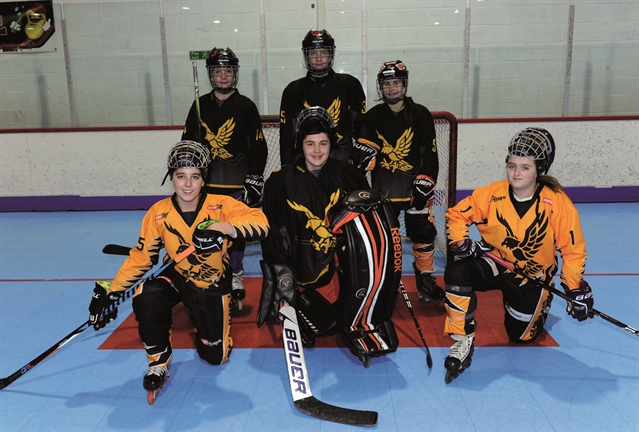Hockey kids seek sponsorship for Stateside tournament