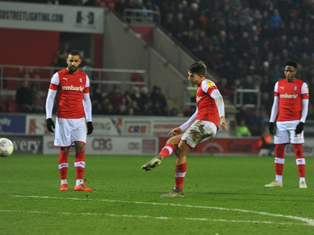 At first the fans weren't sure. Now they love him ... The Rotherham United rise of midfielder Dan Barlaser
