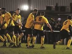 Dinnington Town say thank-you after big Senior Cup turn-out