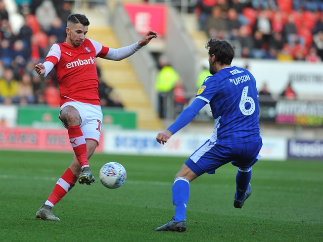 On-the-whistle report: Rotherham United 3 Bristol Rovers 0