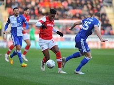 'Unplayable' ... Paul Warne's verdict on Chiedozie Ogbene as top-dog Rotherham United win again