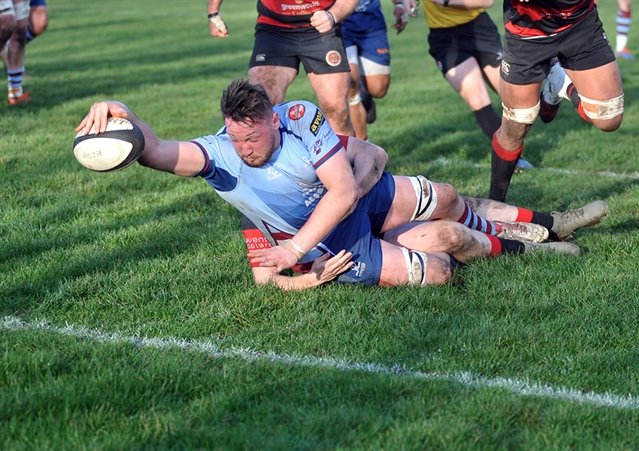 Rugby chief's praise as Rotherham Titans card vital win in relegation fight