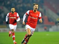 No recall! Dan Barlaser is staying with Rotherham United