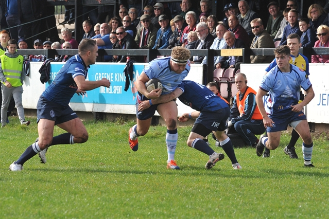 Rotherham Titans square up to National One's top scorers