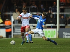 Jerry Yates ... staying with Rotherham United or going back to Swindon Town? Here's what Millers boss Paul Warne has to say