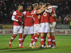 On-the-whistle report: Rotherham United 1 Ipswich Town 0