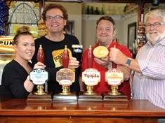 FREE Pukka pie when you purchase any Chantry beer at the Cutlers' Arms!