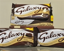 FREE two bars of Galaxy Darker Collection chocolate for every reader.