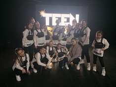 Young dancers Embrace the spotlight to bring the win home to Rotherham
