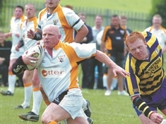 Special tour brings from Rotherham RL stalwart backs to his roots