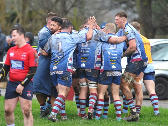 Rotherham Titans secure 'perfect' outcome from relegation battle