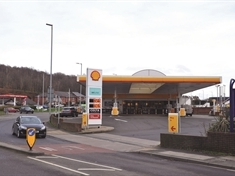 Armed robbery at Brinsworth service station