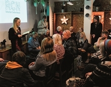 Call for creatives to join Rotherham Creative Network's monthly meet-ups