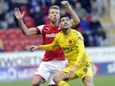 Why everyone likes Rotherham United summer signing Adam Thompson ... except, maybe, Michael Ihiekwe