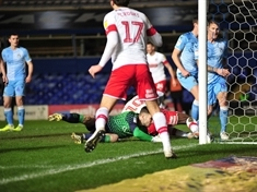 The snow, the Barlaser blow, the brilliant first half and why only the title will satisfy the Millers  ... the story of Coventry City 1 Rotherham United 1
