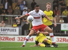 The day when Rotherham United warrior Richard Wood first became magic