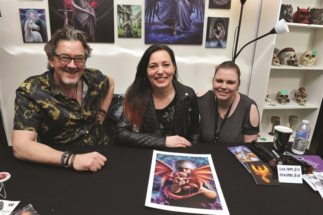 Fans flock to meet fantasy idols at Rotherham shop
