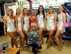 Rotherham theatre legend Dee Bennie-Marshall marks anniversary in style - by directing a musical