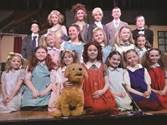 REVIEW: Annie, Jr at the Lyric Theatre, Dinnington