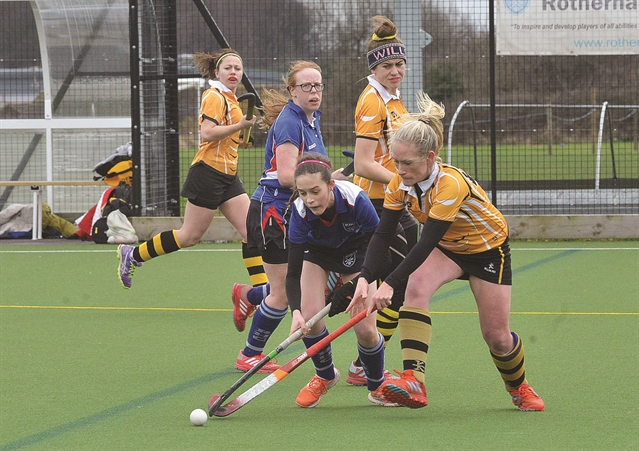Rotherham Hockey Club suspends activity