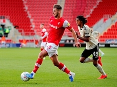 New deal for Rotherham United youngster Jake Cooper