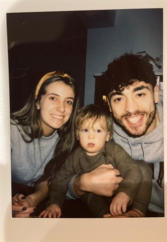 Magaluf and the missus ... Rotherham United midfielder Matt Crooks on being brought up in a deaf household, coping with epilepsy and finding love in Majorca
