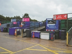 BREAKING: Recycling centres shut down immediately after police action