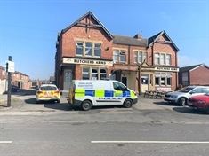 Update: Fire at Thurnscoe pub 'started in tap room'