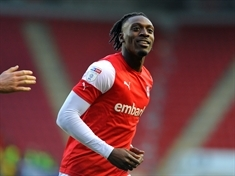 Rotherham United striker Freddie Ladapo back after coronavirus concern