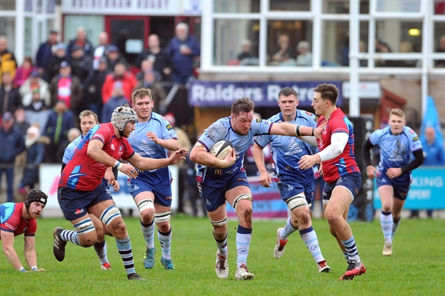 Rotherham Titans are relegated