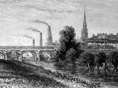 When Rotherham was on lockdown ...in 1838
