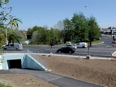 Main roundabout work finished early – but rest will have to wait
