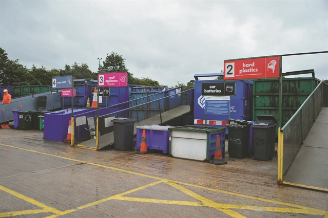 Recycling sites set to reopen soon