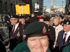 Can you help out with Rotherham army veteran's VE Day tour?