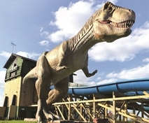 COMPETITION: Gulliver's mighty T-Rex needs a name